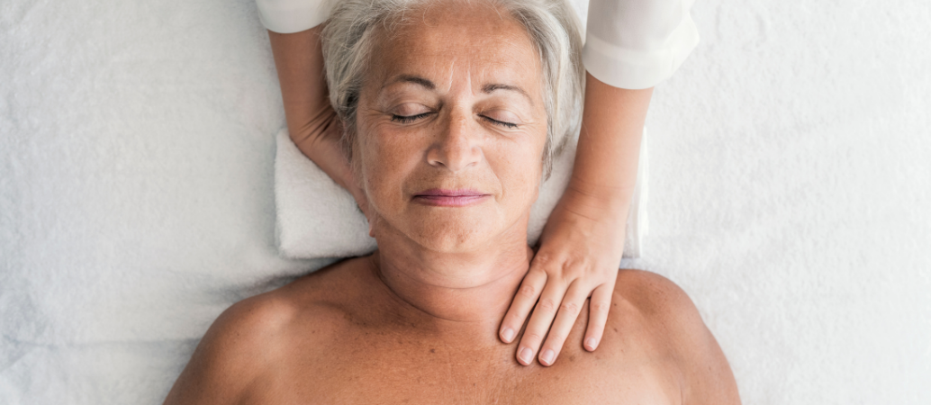 Oncology massage is a common complementary therapy