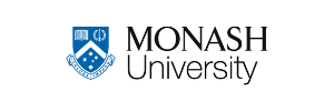 Monash University clinical research logo