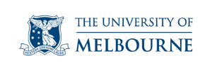 The University of Melbourne clinical research logo