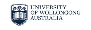 University of Wollongong clinical research Logo