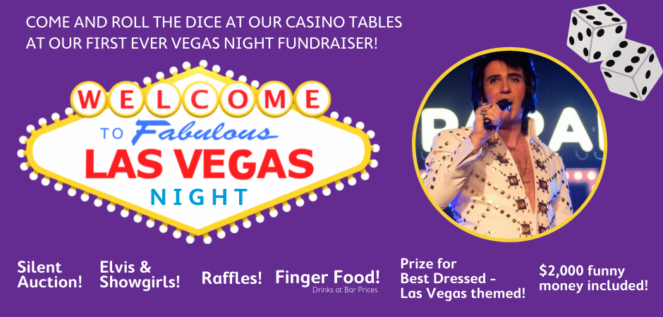 Las Vegas Night Fundraiser hosted by Support4Pancare